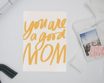 Mother's Day Postcard Set for Moms, Mother's Day Cards, Mother's Day Cards for Mom Friends