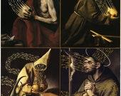 Wisdom series (4 prints s...