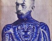 Ramon Maiden print