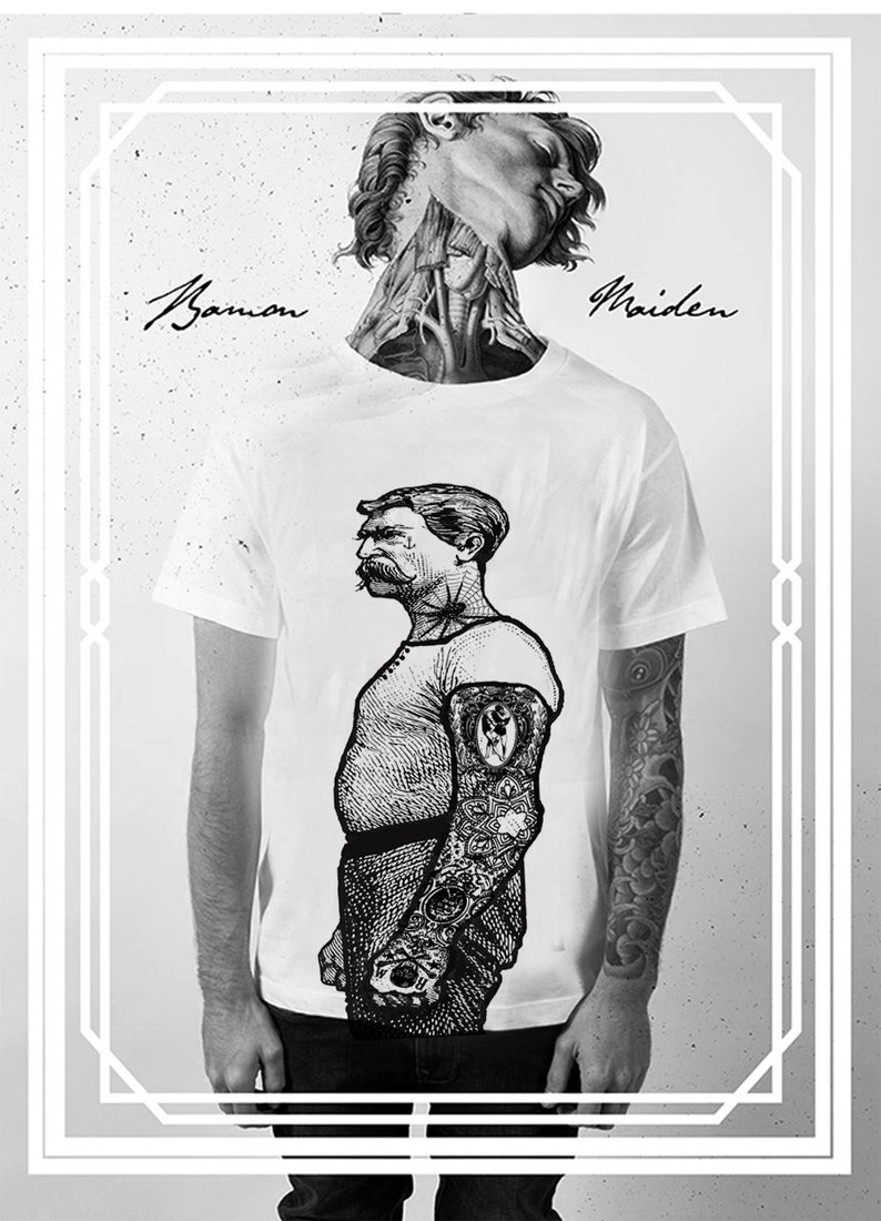 Ramon Maiden limited edition t shirts. image 0
