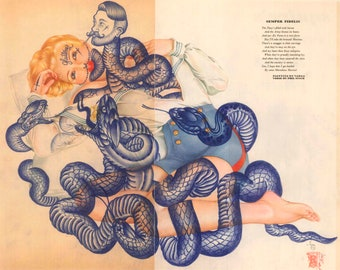 Ramon Maiden original drawing