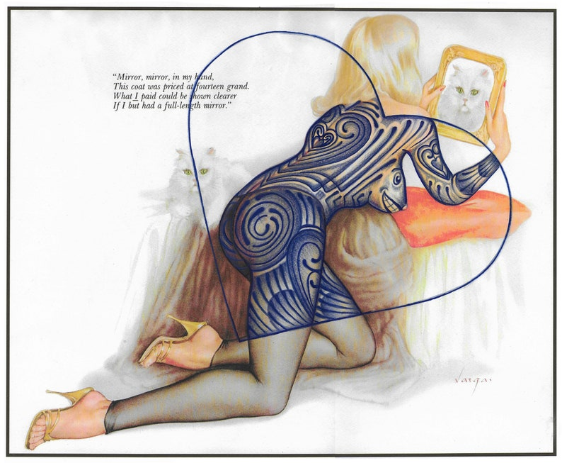 Ramon Maiden original illustration image 0