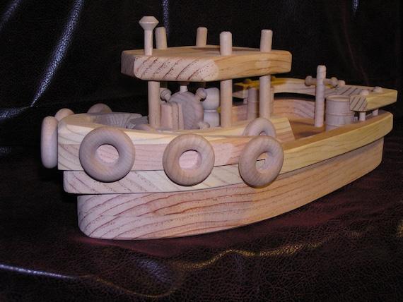 Old Salt the Tug Boat