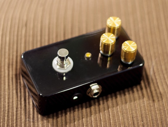 Chicago Stompworks Mr Vermin LM308N Rat V2 clone distortion pedal