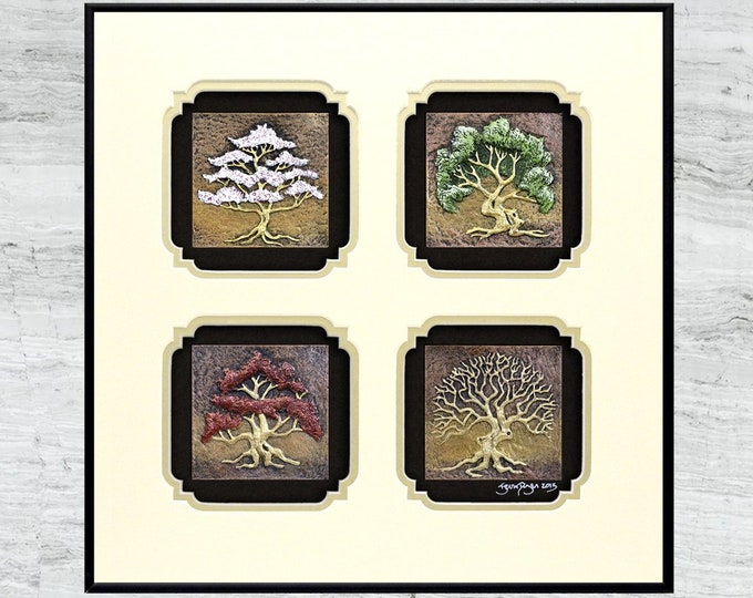 Four Seasons - Cast Paper