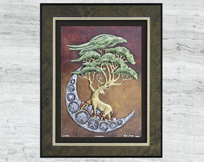 Yggdrasil - Cast Paper