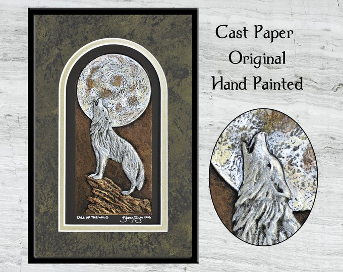 Call of the Wild - Cast Paper