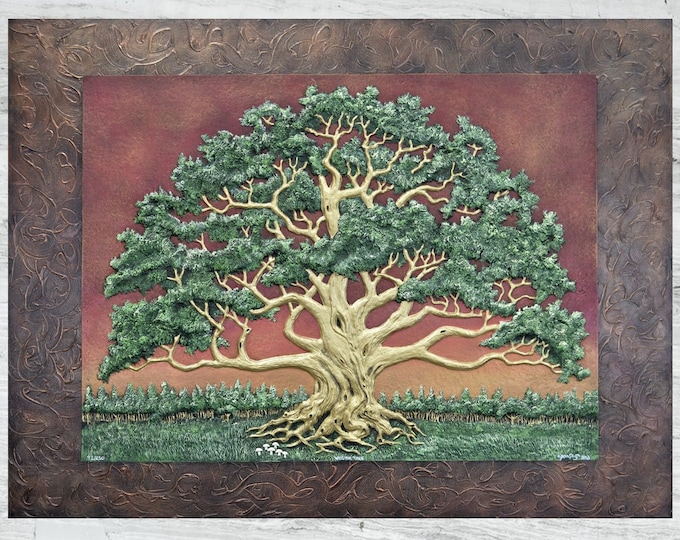 The Wisdom Tree- Cast Paper