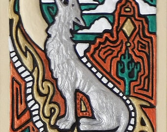 Coyote Song - Cast Paper