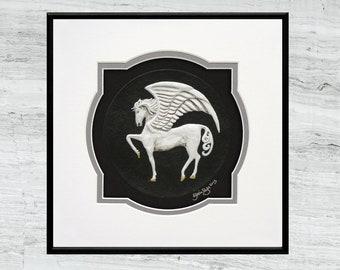 Pegasus - Cast Paper