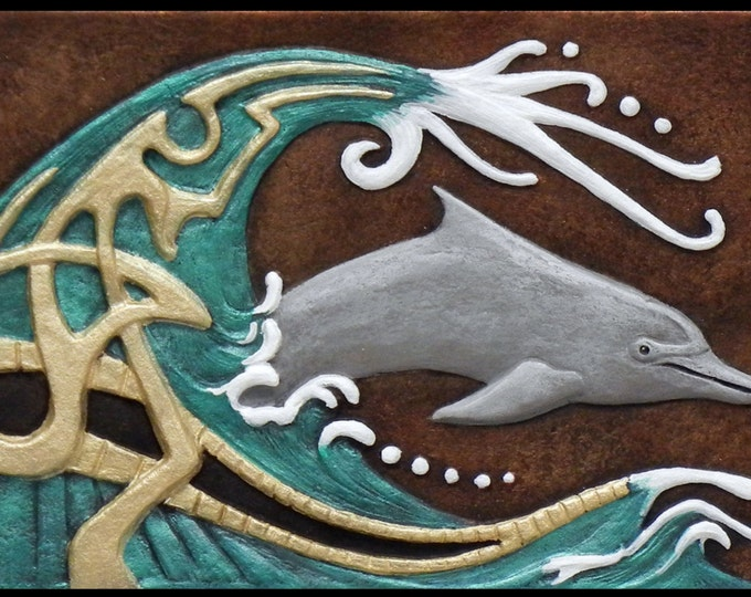 Dream of the Dolphin  - Cast Paper