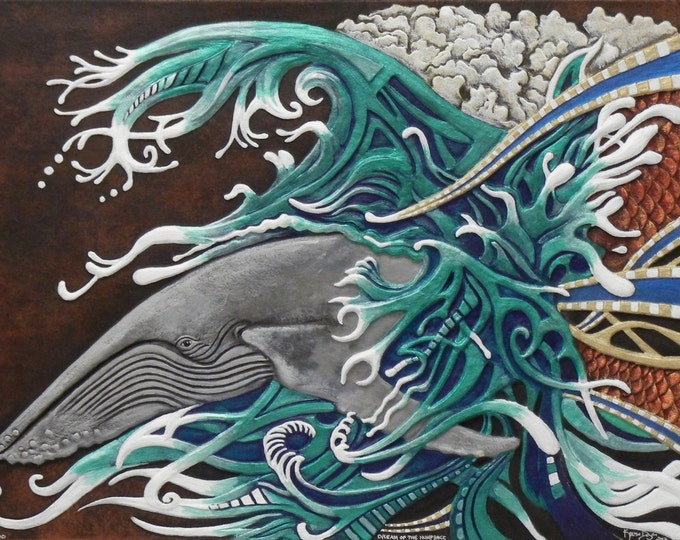 Dream of the Humpbacks  - Cast Paper