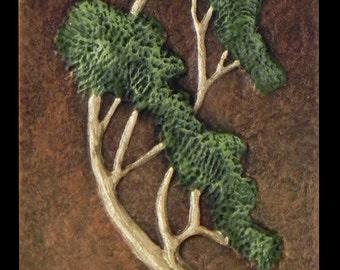 Bend - Cast Paper - Asian Tree - Bonsai - Pine Tree - Nature - little tree