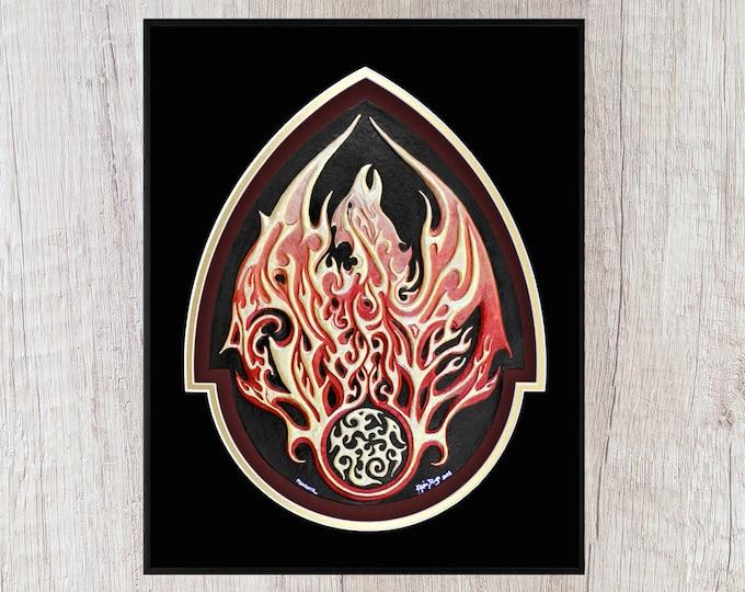Phoenix - Cast Paper
