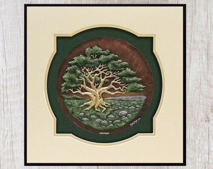 Hawthorn - Cast Paper