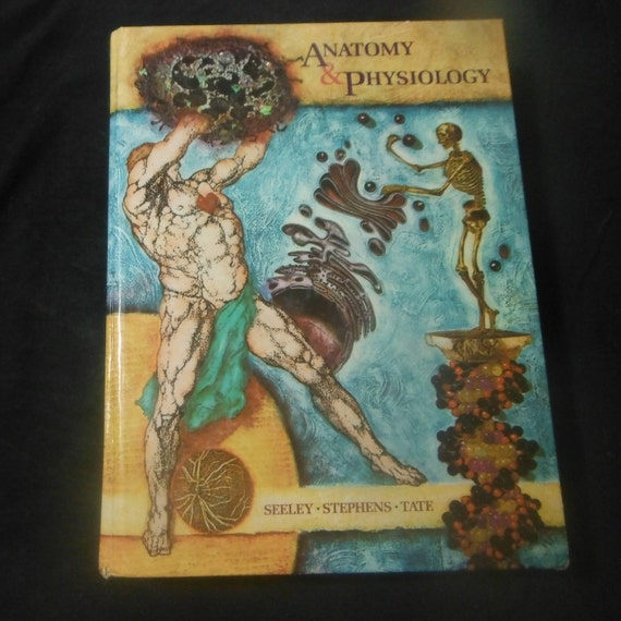 Anatomy and Physiology by Seely | Etsy