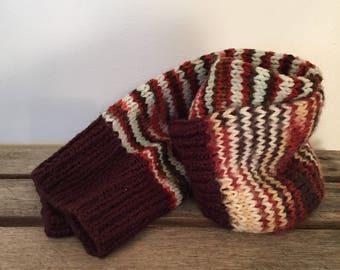 Vintage Leg Warmers / Knit Leg Warmers