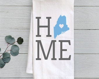 Tea Towels Lobster Lovers gifts Flour Sack Towels Coastal Holiday Gifts Natuical Gifts Hostess Gifts Beach House gifts Maine Gifts