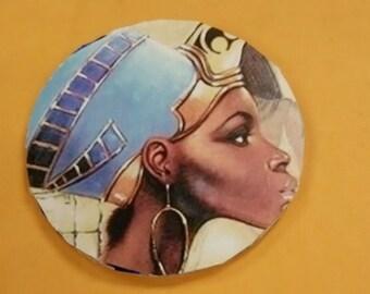 African queen magnet