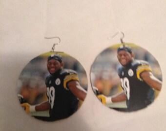 large juju earrings