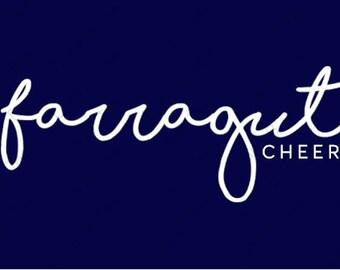 Farragut Cheer - Youth