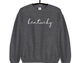 Kentucky Cursive State University Unisex Sweatshirt