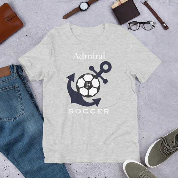 Cotton FMS Soccer Short-Sleeve Unisex T-Shirt