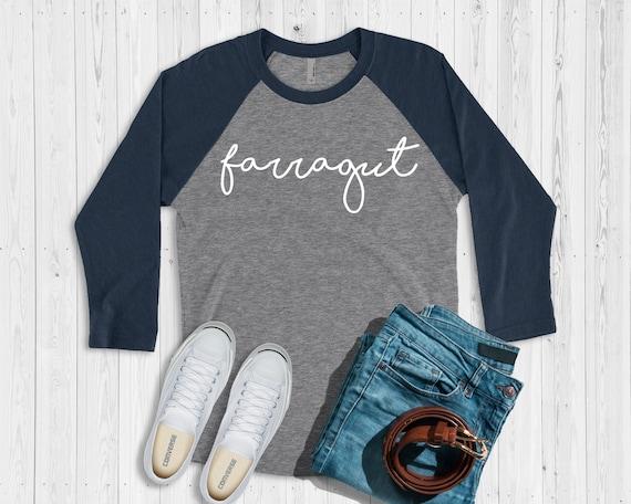 Farragut Ragland Tshirt Tee Shirt Cursive Farragut Luna B. Tee