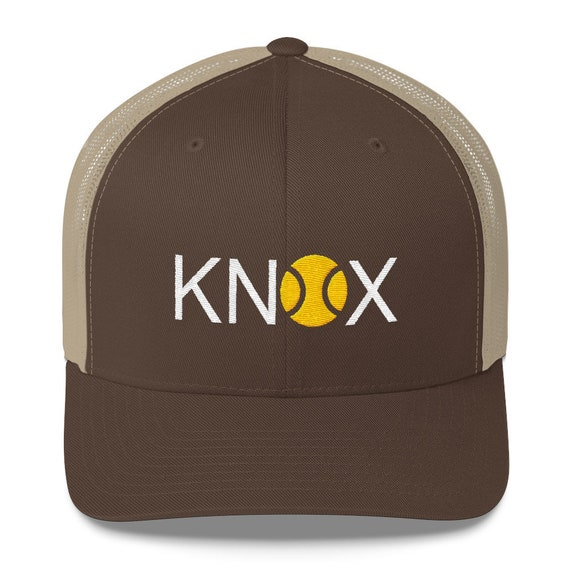 Knox Knoxville Tennis Ball Trucker Hat Cap Luna B. Tee
