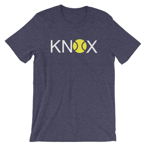 KNOX Knoxville Tennis Shirt Gift Short-Sleeve Unisex T-Shirt