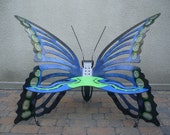 Items Similar To Exclusive Butterfly Garden Bench On Etsy