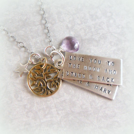 custom necklace inspirational quotes custom jewelry