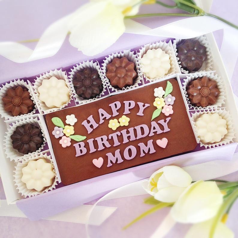 Birthday Chocolates  Birthday Gift for Mom  Happy Birthday image 0