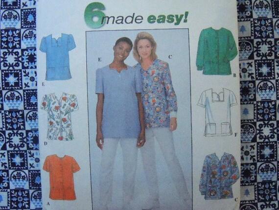1990er Jahre Nähen Muster McCall 2265 Misses scheuert Jacke | Etsy