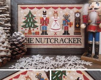 The Nutcracker - PDF DIGITAL Cross Stitch Pattern