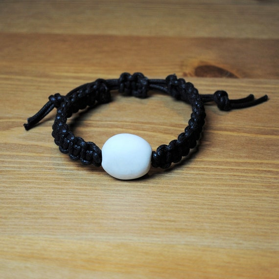 Custom Made Kanji Bracelet - Your Spiritual Message or Name in Japanese Kanji