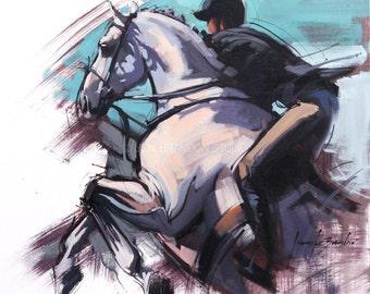 Horse Paintings