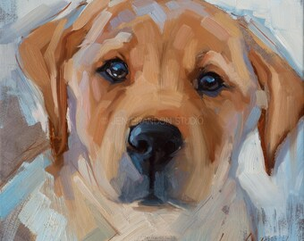 Dog & Pet Paintings