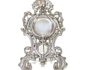 Antique French Pocket Watch Stand