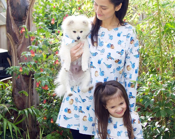 Splendid Wrens Toddler Tee / Mummy and Me Sets