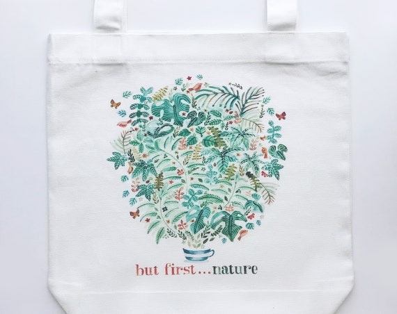 But First Nature Tote