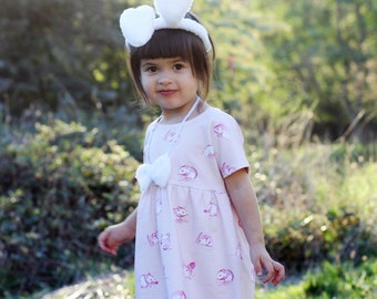 Mouse Dress for Bub, Baby Mouse Dress,Mouse Toddler Dress,Mum and Me Dress,Mouse Lover Dress, Matching Mum and Bub,Mini Me Dress