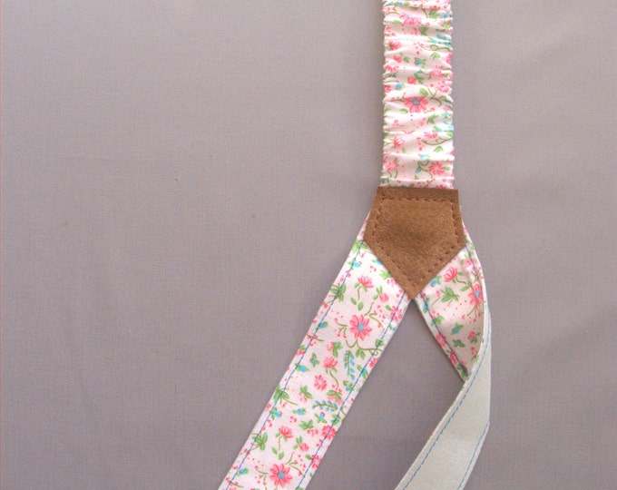 Suspenders Girl, Adult Suspenders, Hippie Teenage Suspenders for Women, Gift from mom to daughter, Handmade feminine Braces