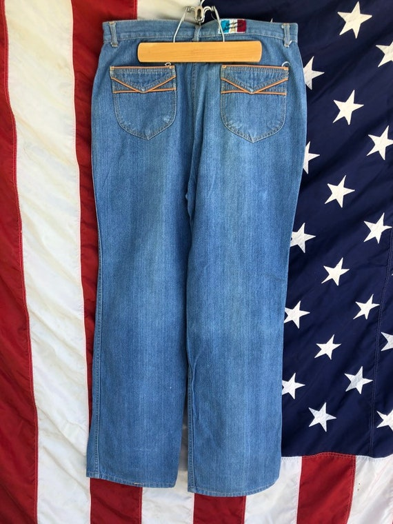 70s Bell Bottoms - image 5