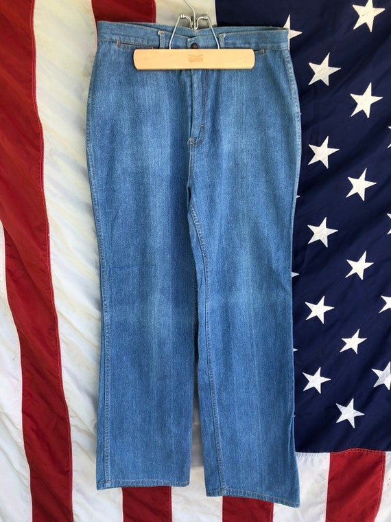 70s Bell Bottoms - image 2