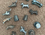 Monopoly replacement pieces