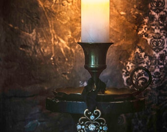 The Candle and The Key, Still Life Photography, Still Life Art, Photography, Photographic Art, Photo Artistry, Fine Art Photo, Gothic