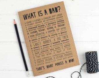 Dodatek Ojców Dzień Poemat Ręcznik Tata Urodziny Prezent Etsy
