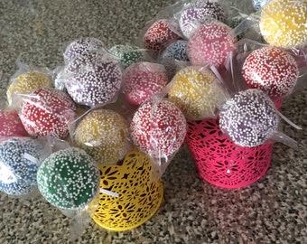 Cake Pops (3 dozen) - Salt Lake City, Utah ONLY