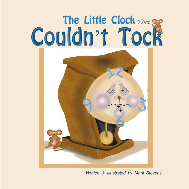 The Little Clock That Couldn't Tock  book  Christian  image 0